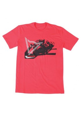 T-SHIRT GRIPPING RED