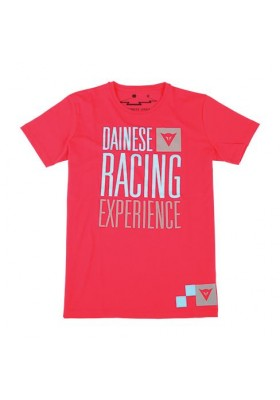 T-SHIRT RACING EXPERIENCE RED