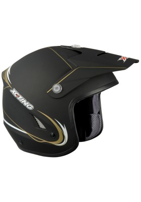 XC CASCO TR ONE 2 NERO OPACO