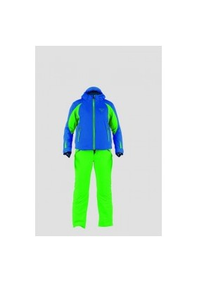 ROSSINYOI D-DRY KID NAUTICAL-BLUE GREEN