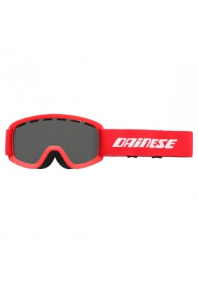 OPTI JR GOGGLES RED SMOKE