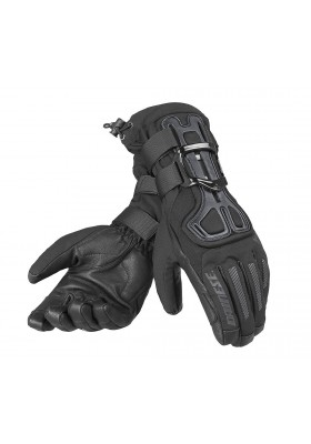 D-IMPACT 13 D-DRY GLOVE BLACK CARBON