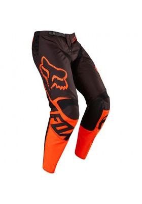 180 RACE PANT BLACK ORANGE (17254-009)