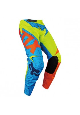 180 NIRV PANT YELLOW BLUE (17258-586)