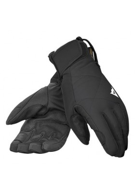 NATALIE 13 LADY D-DRY GLOVE BLACK BLACK WHITE