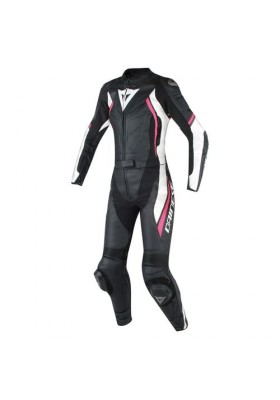AVRO D2 2 PCS LADY SUIT BLACK FUXIA