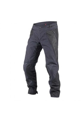 D-DRY S/T OVER FLUX PANTS BLACK CONFORMATO