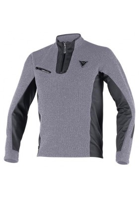 ARIES SWEATER STEEL-GRAY BLACK
