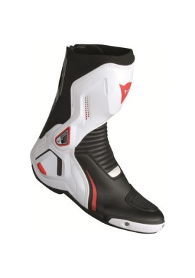 SPORT COURSE D1 OUT BOOTS A66 BLACK WHITE RED-LAVA