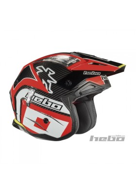 HEBO TRIAL ZONE 4 CARBON RED