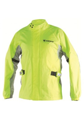 D-CRUST PLUS JACKET FLUO-YELLOW