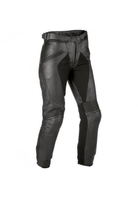 PONY C2 LEATHER PANTS BLACK LADY
