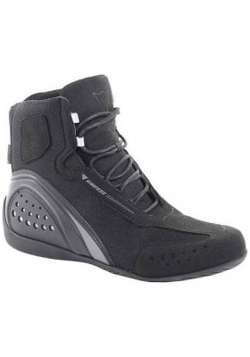 SCARPA MOTORSHOE AIR LADY SHOES JB BLACK BLACK