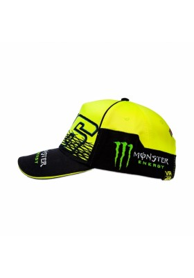 MOMCA274628 CAP YELLOW FLUO