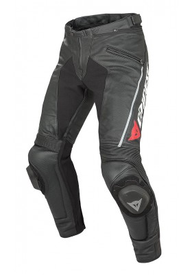 DELTA PRO C2 S/T LEATHER PANTS 631 BLACK BLACK MAN