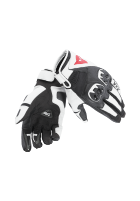 MIG C2 UNISEX GLOVES O45 BLACK WHITE