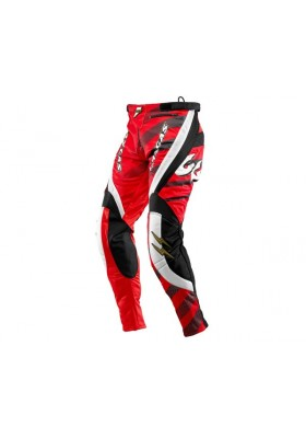 JITSIE T1 PANT BOLT GASGAS RED