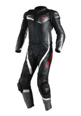 VELOSTER 2 PCS S/T SUIT 867 BLACK WHITE