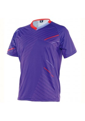 FLOW TECH JERSEY S/S T36 PURPLE