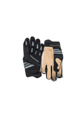 ADVENTURE GLOVE AIR 172 BLACK/BLACK
