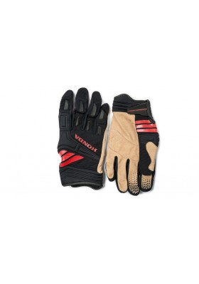 ADVENTURE GLOVE AIR 021 BLACK/RED