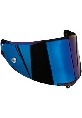 VISOR RACE 3 AS 002 IRIDIUM BLUE