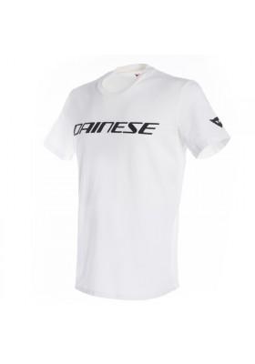 T-SHIRT DAINESE T-SHIRT 601 WHITE BLACK