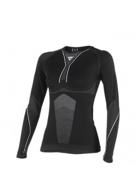 D-CORE DRY TEE LS LADY 604 BLACK ANTHRACITE