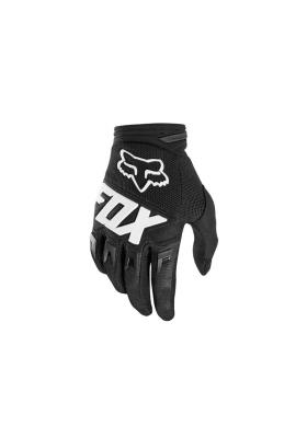 DIRTPAW RACE GLOVE FOX BLACK (19503-001)