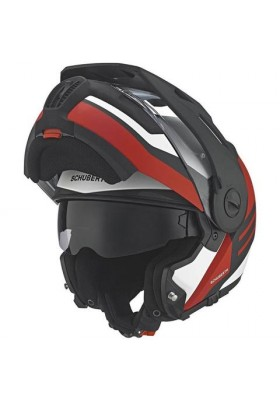 ENDURO HELMET E1 CROSSFIRE RED