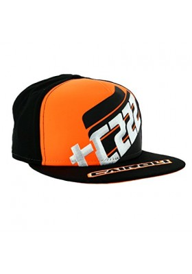 CAP 222 CAIROLI ORANGE BLACK TCMCA292104