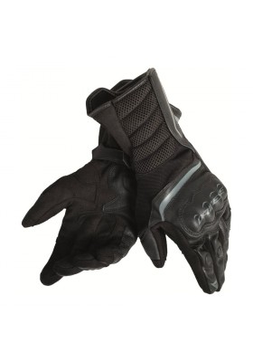 AIR FAST UNISEX GLOVES 691 BLACK BLACK