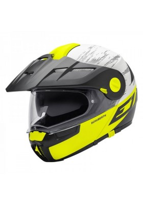 ENDURO HELMET E1 CROSSFIRE YELLOW
