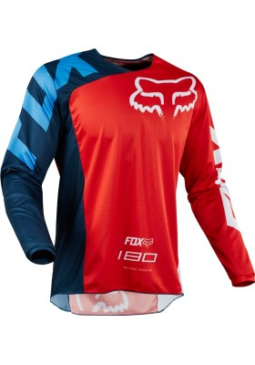 180 RACE JERSEY RED (19426-003)