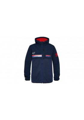 HRC GARIBOLDI THERMABOND WIND JACKET BLUE HRC (18958-007)