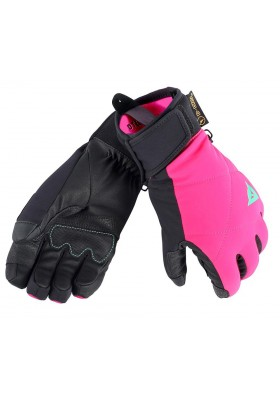 NATALIE 13 LADY (C) D-DRY GLOVES FUCHSIA-PURPLE