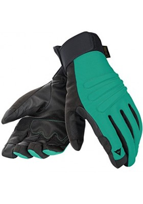 MARK 13 D-DRY GLOVE BLACK BRIGHT-ACQUA