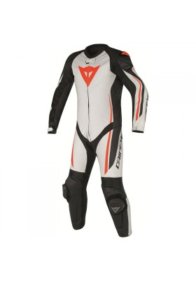 ASSEN 1 PC PERF. LADY SUIT I96 WHITE BLACK RED