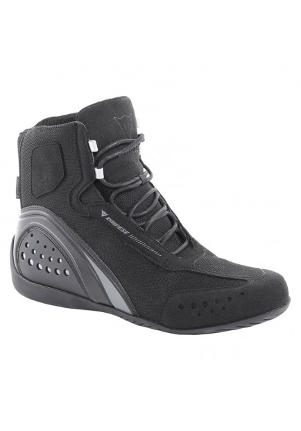 SCARPA MOTORSHOE D-WP 685 SHOES JB BLACK BLACK