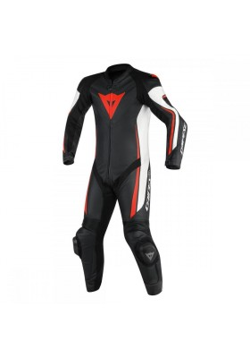 ASSEN 1 PC PERF. LADY SUIT N32 BLACK WHITE RED