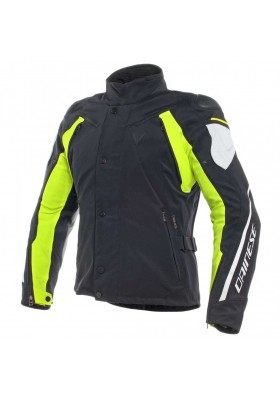 D-DRY RAIN MASTER D-DRY JACKET Z02 BLACK GLACIER GRAY YELLOW