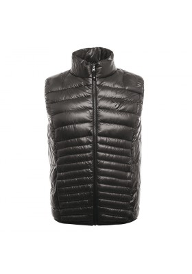 PACKABLE DOWNVEST MAN Y41 STRETCH-LIMO