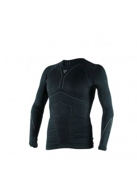 D-CORE THERMO TEE LS 604 BLACK ANTHRACITE