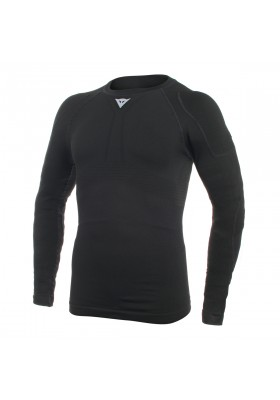 TRAILKNIT BACK PROTECTOR SHIRT WINTER 001 BLACK