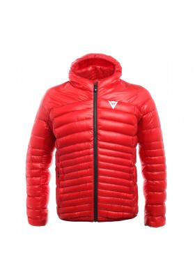 PACKABLE DOWNJACKET MAN Y45 HIGH-RISK-RED