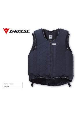 GILET MILTON SOFT KID BLUE