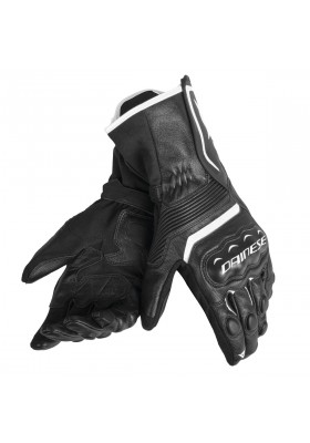 ASSEN GLOVES 948 BLACK WHITE