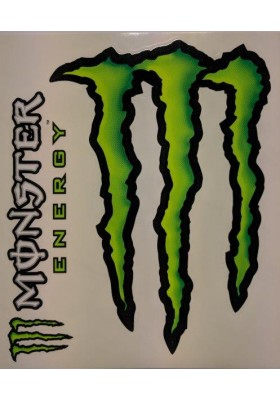 ADESIVI MONSTER 2 MEDI MM130X160 8251