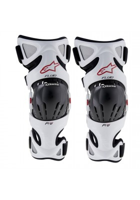 FLUID PRO KNEE PROTECTOR BRACE SET (COPPIA DX + SX)