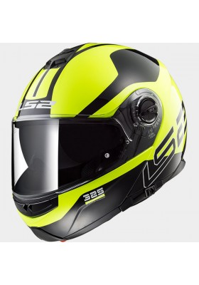 FF325 STROBE ZONE BLACK HI-VIS YELLOW